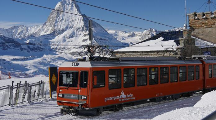 Getting to Zermatt