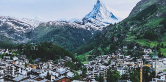 There Is Not A Bad View In Any Zermatt Hotel!